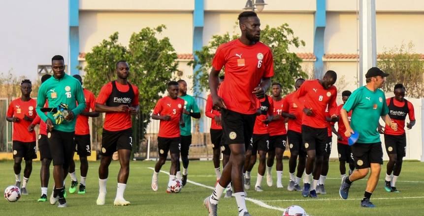 المجموعة الثالثة| سيسيه يعلن تشكيل السنغال لمواجهة تنزانيا في أمم أفريقيا
