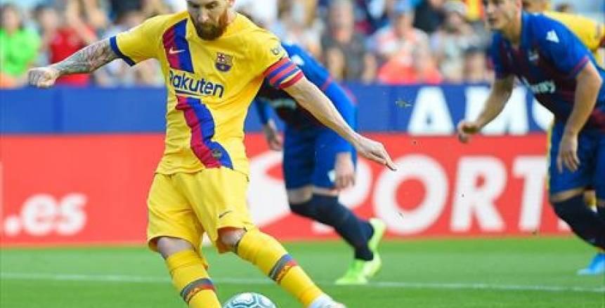 مواجهة شرسة بين برشلونة وليفانتي في الدوري الإسباني اليوم
