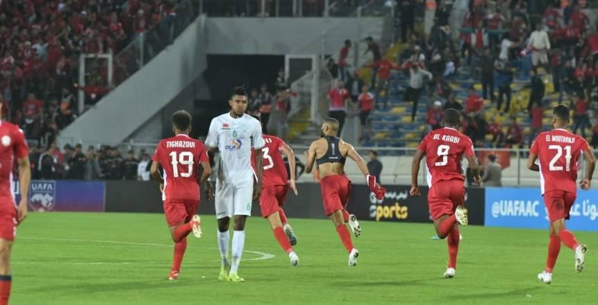 تعادل مُثير بين الوداد والرجاء في كأس محمد السادس