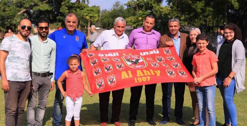 الأهلي يطلب السماح للجالية المصرية في تنزانيا بحضور مباراة «سيمبا»