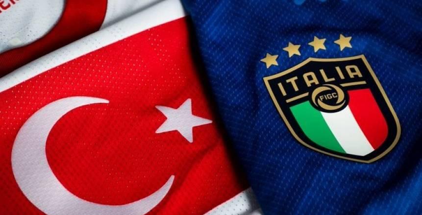 0-7 للطليان.. تاريخ مواجهات إيطاليا ضد تركيا قبل افتتاح يورو 2020