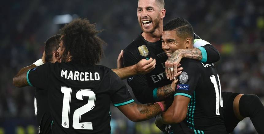 بعد الفوز بالسوبر الأوروبي| ريال مدريد يوسع الفارق مع الأهلي في الأكثر تتويجا بالعالم