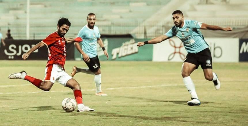 ترتيب الدوري المصري بعد فوز غزل المحلة على الأهلي: الزمالك متصدرا