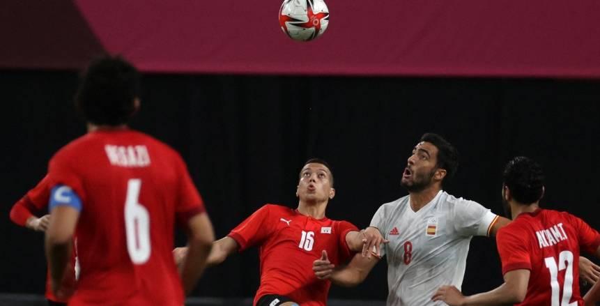 قراء «الوطن» يختارون الأفضل في مباراة مصر وإسبانيا: الـ3 كبار وأكرم توفيق