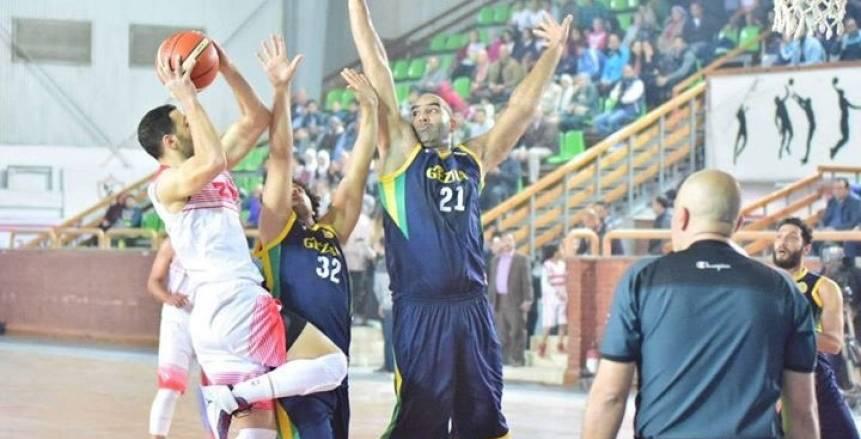 اتحاد السلة يعلن مواعيد نهائي دوري السوبر بين الزمالك والجزيرة