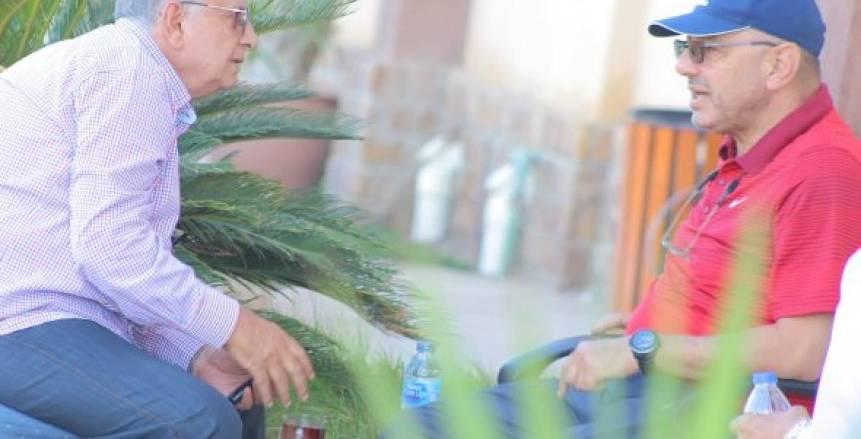 استقرار حالة طلعت يوسف بعد تعرضه لأزمة صحية