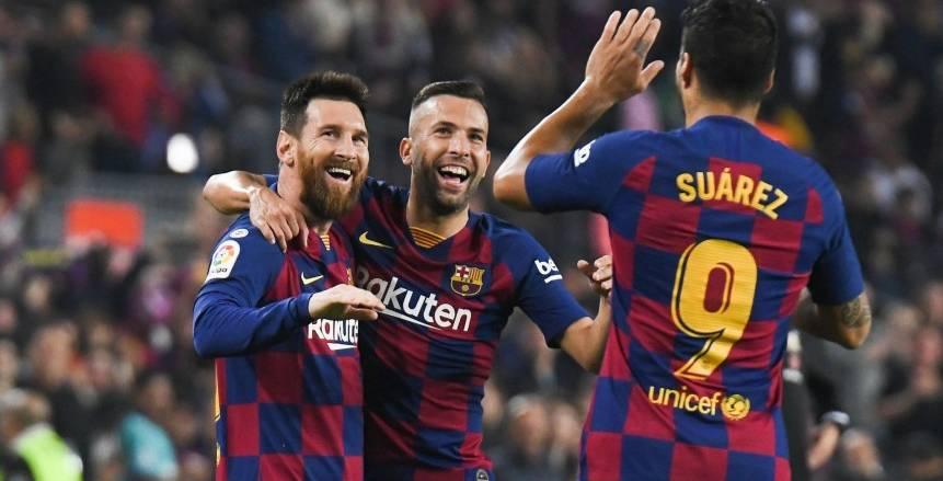 ترتيب الدوري الإسباني بعد الجولة الـ11.. برشلونة يتصدر وريال مدريد وصيفًا
