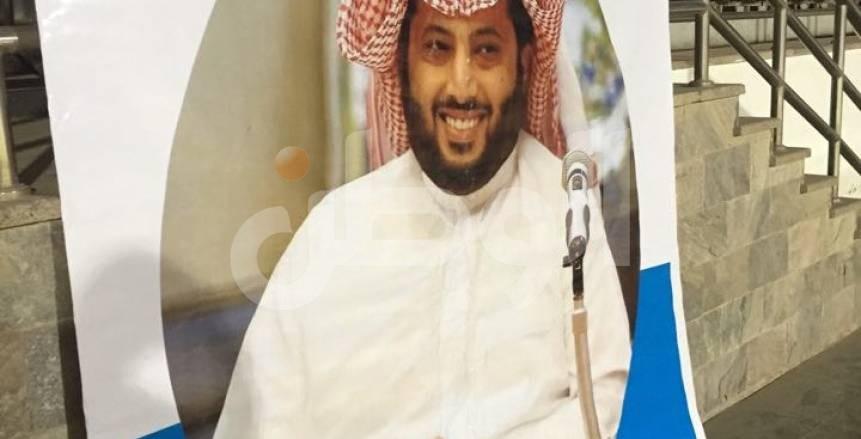 آل الشيخ: قالك بركب ومابنزلش.. نزلناه على كفوف الراحة