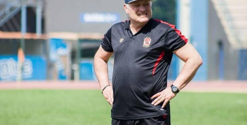 مارتن يول: الأهلي سيحصد الدوري بقوة شخصيته.. وسيفوز بأبطال أفريقيا العام المقبل
