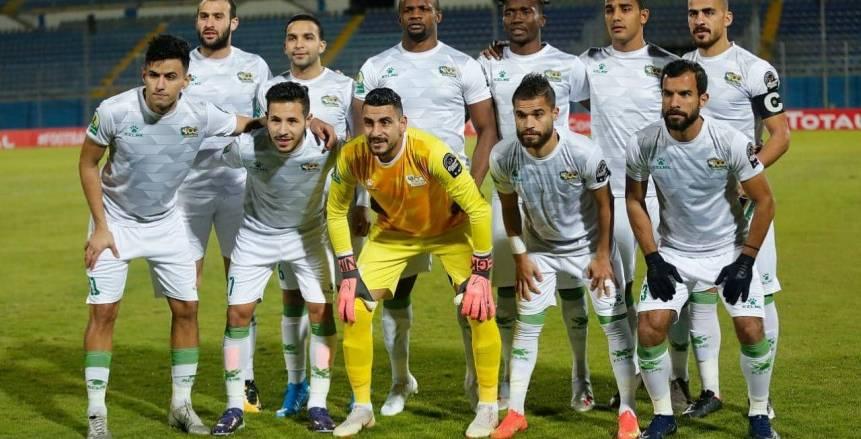 الاتحاد الدولي يمنع المصري من القيد موسم ونصف