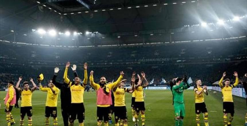 دوري الأبطال| دورتموند يستغل تعثر أتليتكو مدريد أمام كلوب بروج ويتصدر المجموعة الأولى