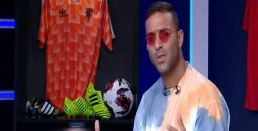 ميدو: هاني رمزى أفضل من ماجواير.. وإبراهيم حسن من أفضل الأظهرة بالعالم