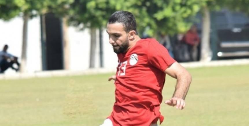 """المصري: فوجئنا بنتيجة إيجابية وأخرى سلبية لمسحة كورونا على """"العراقي"""""""