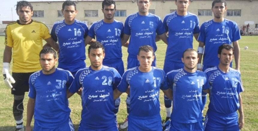 الزرقا يتعاقد مع حارس بلدية المحلة 3 سنوات