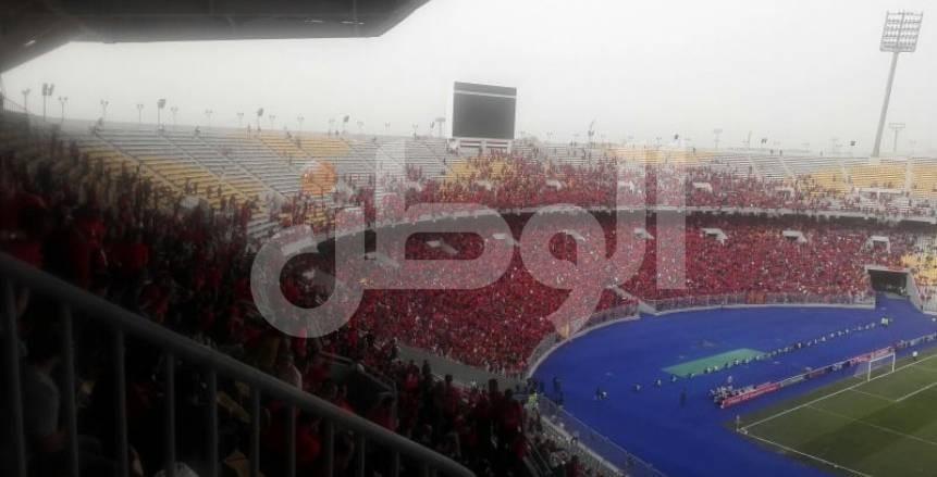 5 آلاف مشجع في موقعة الأهلي وبيراميدز