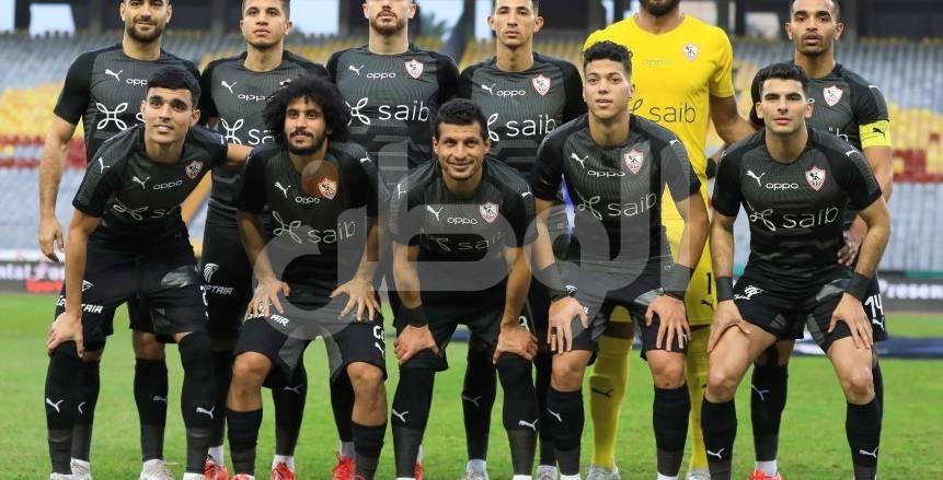 مران الزمالك اليوم.. مسحة كورونا للاعبين وذبح عجل ورفع الحمل التدريبي