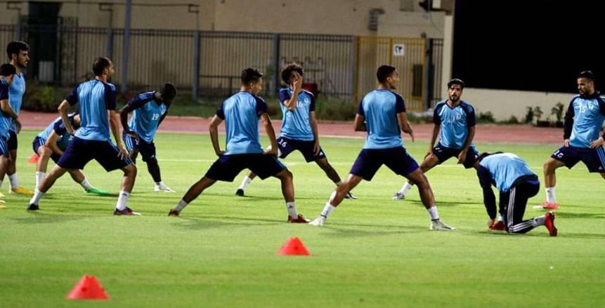 مران المصري| تعليمات خاصة للاعبي خط الوسط والهجوم