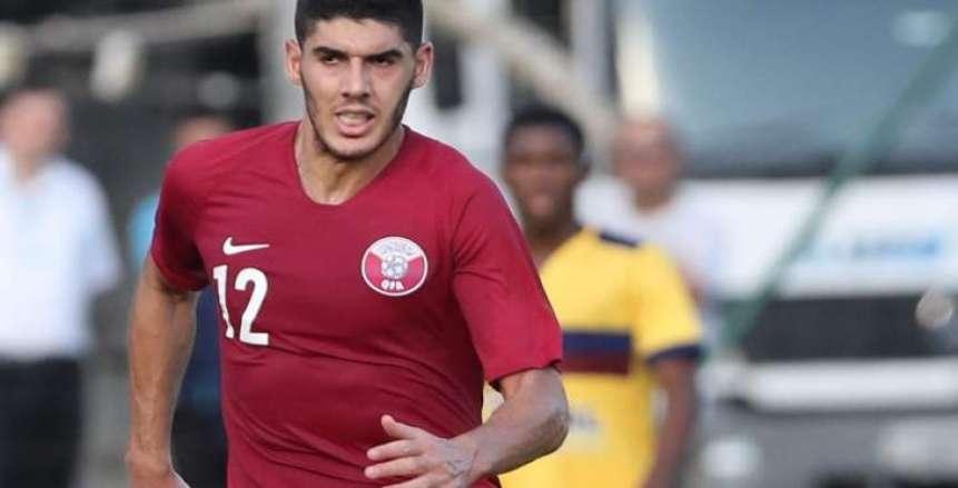 لاعب منتخب قطر لا يتحدث اللغة العربية.. موقف محرج على الهواء (فيديو)