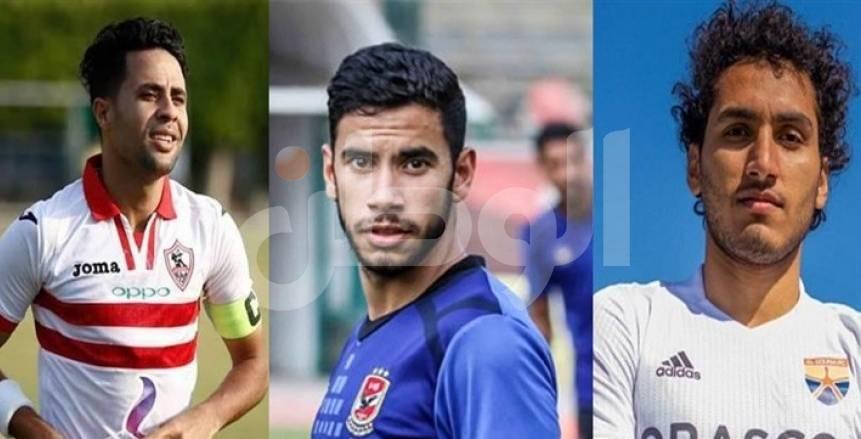 ناصر ماهر يتفوق بالأرقام على محمد إبراهيم وأحمد حمدي