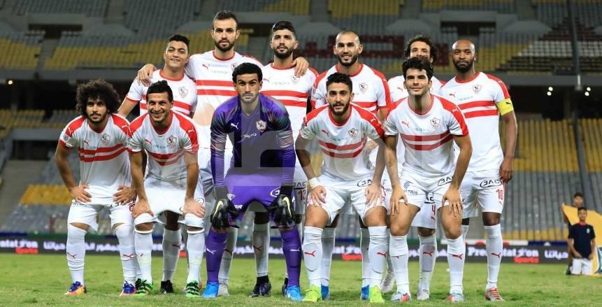 أحمد مرتضى وحمادة أنور يمثلان الزمالك بقرعة دوري أبطال أفريقيا