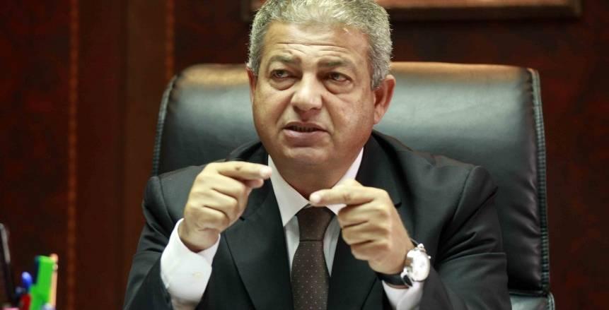 وزير الرياضة عن عمومية الجزيرة : هي الأعلى على مستوى جميع الأندية المصرية