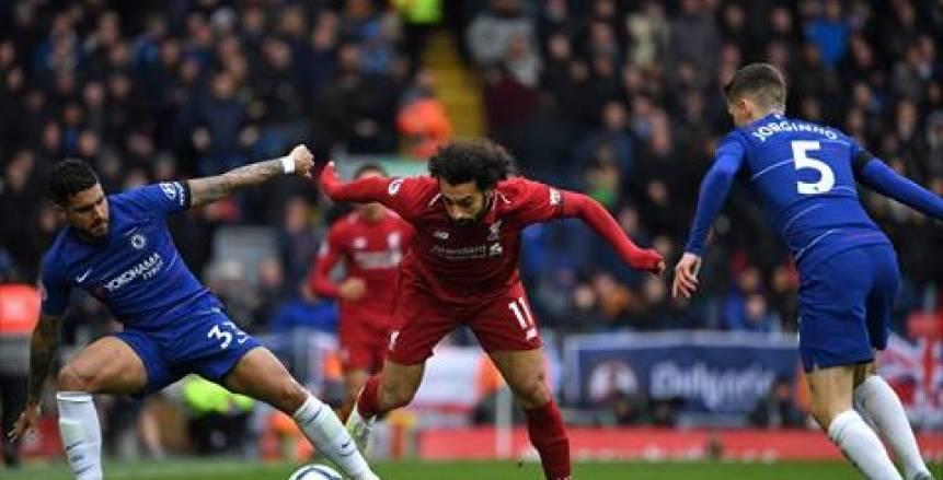 بث مباشر لمباراة ليفربول وتشيلسي في السوبر الأوروبي