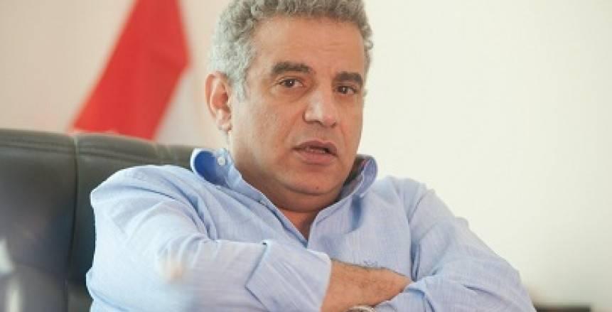 ماجد سامي: محمد ناصف شارك أمام وادي دجلة ولديه 3 إنذارات