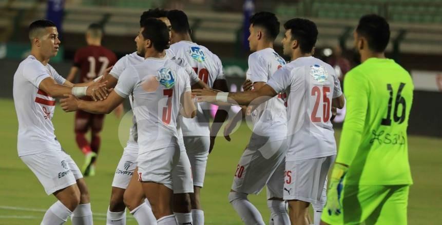 الزمالك يفوز على مصر المقاصة بهدف زيزو في الدوري