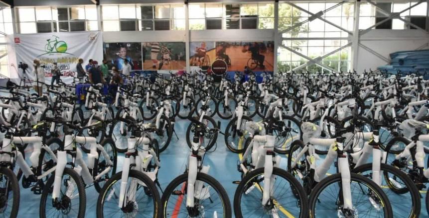 الشباب والرياضة تفتح الحجز الإلكتروني لـ2500 دراجة الخميس المقبل