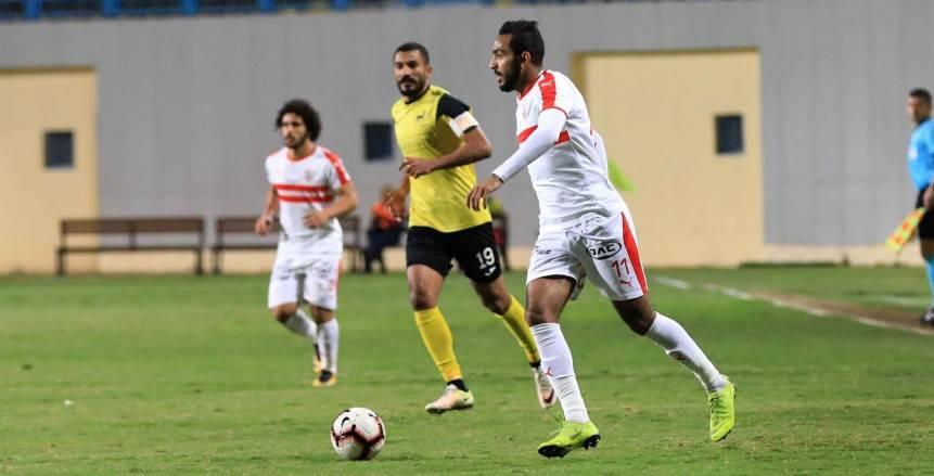 ترتيب هدافي الدوري المصري| أحمد علي في الصدارة.. وخالد قمر ثانيًا.. وعلاء ثالثًا