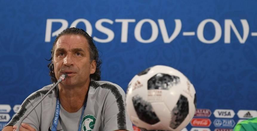 مدرب السعودية مُعلقًا على مواجهة العراق: إسلوب اللعب سيتغير عن مباراة البرازيل