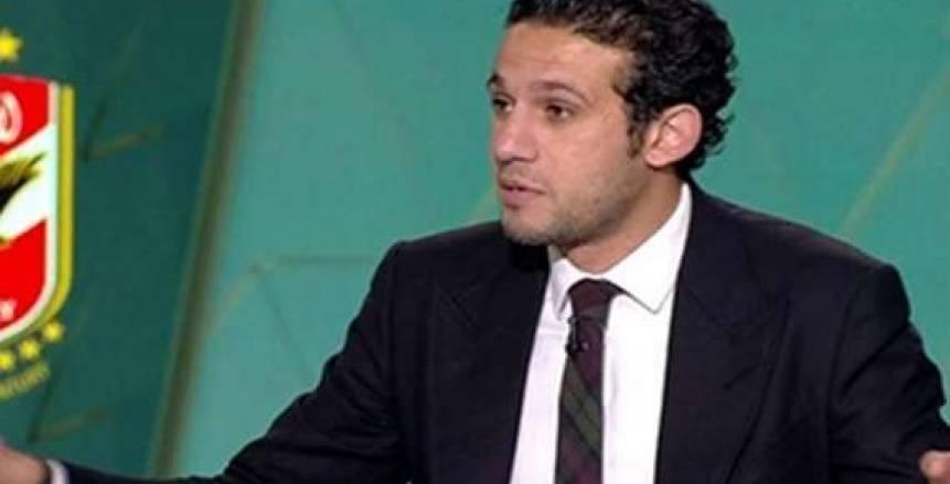 """محمد فضل: ننتظر مسحة """"صلاح"""" اليوم.. والنني سيعود على الطائرة ذاتها"""
