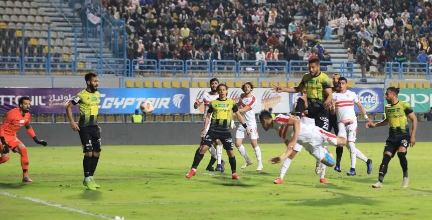رئيس الزمالك: سنخوض مباراة المقاولون احترامًا لأمن مصر