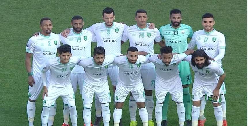 في غياب عبدالشافي.. الرائد يفوز على أهلي جدة بخماسية في مباراة مثيرة