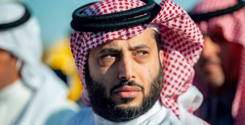بعد رفع اسمه من رئاسة الأهلي الشرفية.. رسالة غامضة من تركي آل الشيخ