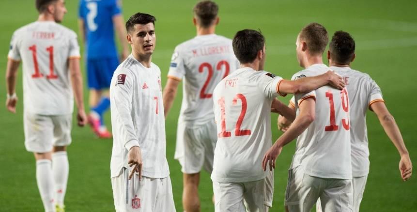 ترتيب مجموعة إسبانيا في يورو 2020.. السويد في الصدارة ووداع بولندا