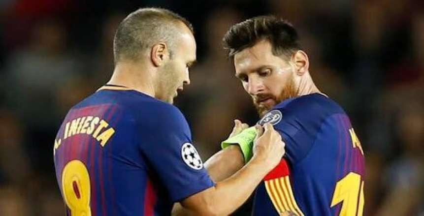 «ميسي» يطالب إدارة برشلونة بالتعاقد مع نجم بايرن ميونخ