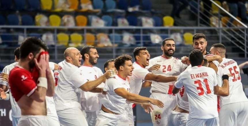 بعثة يد الزمالك تعود لمصر بعد المشاركة في كأس العالم للأندية