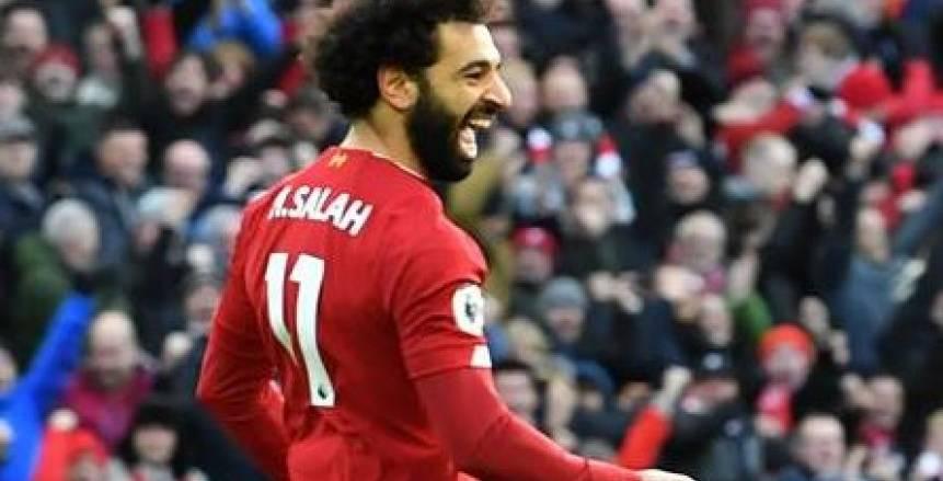 صلاح: ليفربول تعادل مع مانشستر يونايتد بسبب غيابي عن المباراة