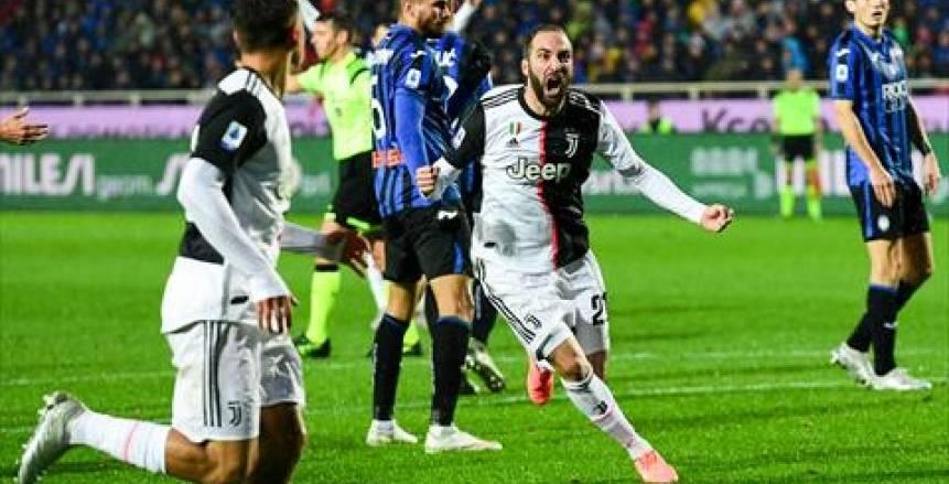 يوفنتوس يفوز على أتالانتا بنتيجة 3-1 في الدوري الإيطالي