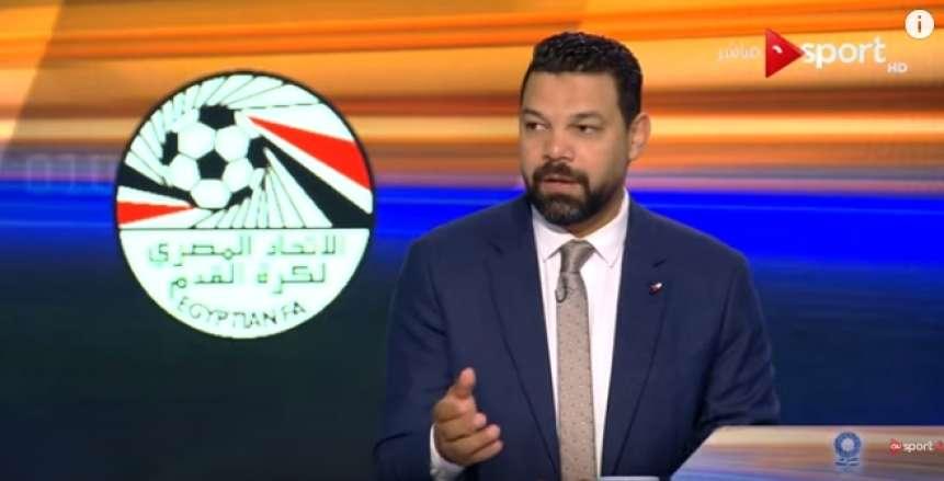 عبدالظاهر السقا: المصري يتضامن مع 13 نادياً بشأن إلغاء الدوري الممتاز.. (فيديو)