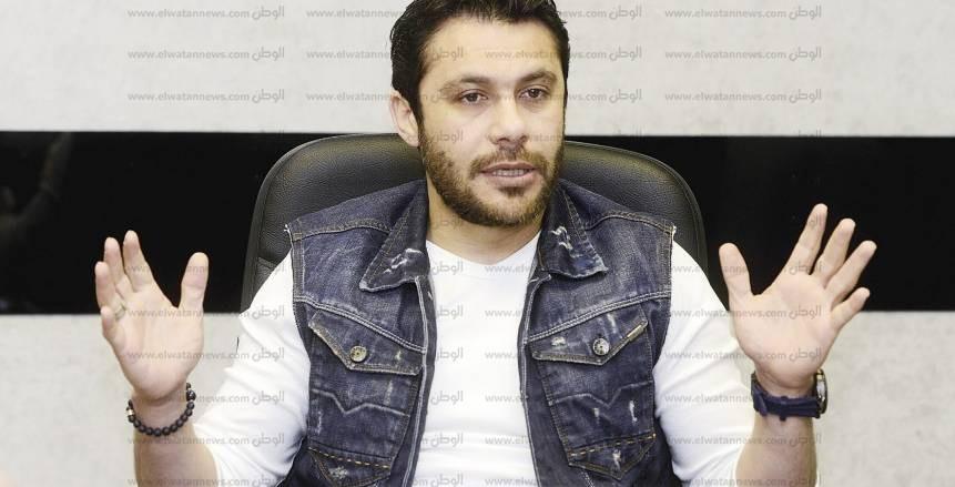 """أحمد حسن عن رغبة راموس في كسر رقمه: """"طموح مشروع.. ومازال أمامه الكثير"""""""