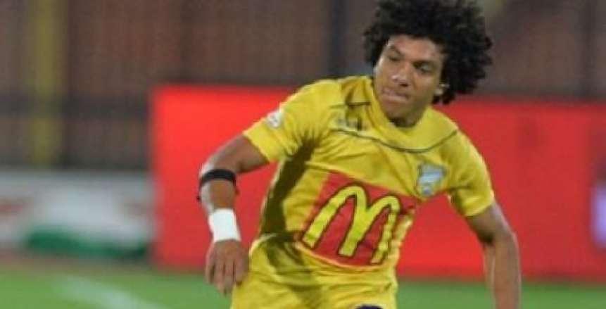 المصري يستقر على قيد أحمد خالد بدلا من «منصور» بعد رحيله إلى بيراميدز
