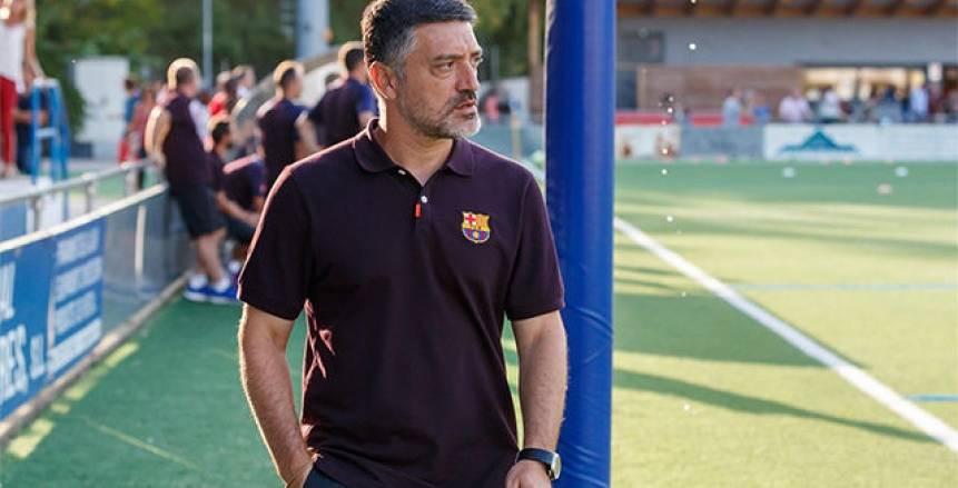 لابورتا يقيل مكتشف ليونيل ميسي في برشلونة