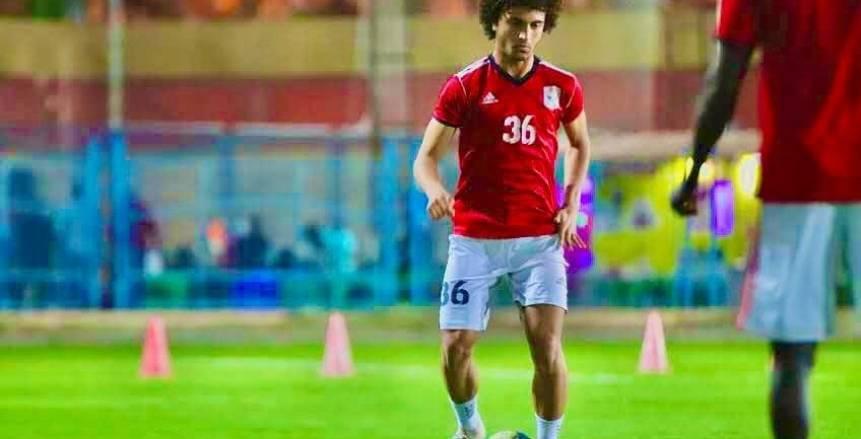 النصر يتعاقد مع محمد ناصر مودي لمدة 5 مواسم