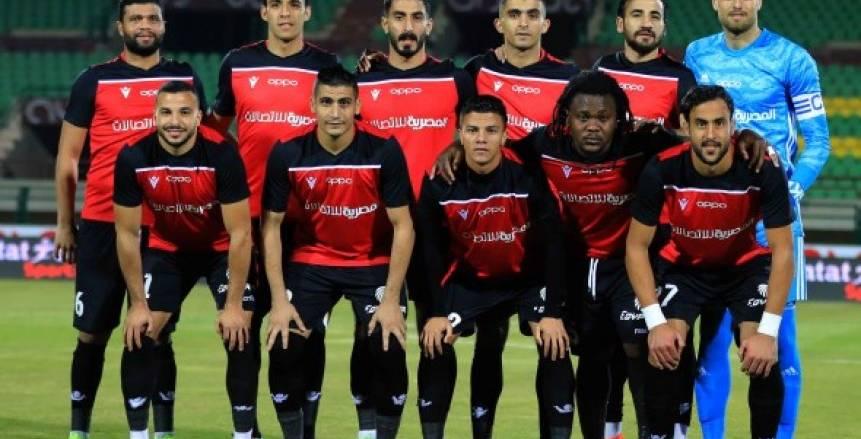 عمرو جمال يسجل في تعادل طلائع الجيش وإنبي 1-1 بالدوري
