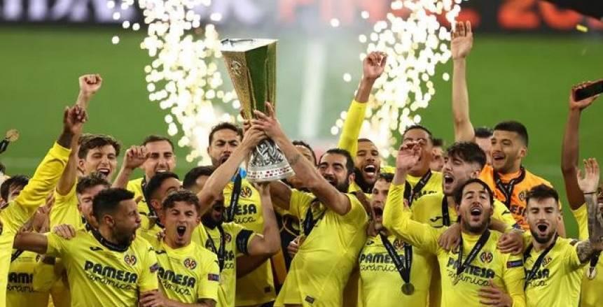 مانشستر يونايتد وفياريال نهائي الدوري الأوروبي