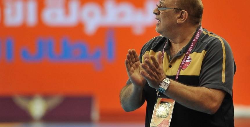 اتحاد اليد يعتمد طلب الأهلي بإطلاق أسم جمال شمس على البطولة الأفريقية