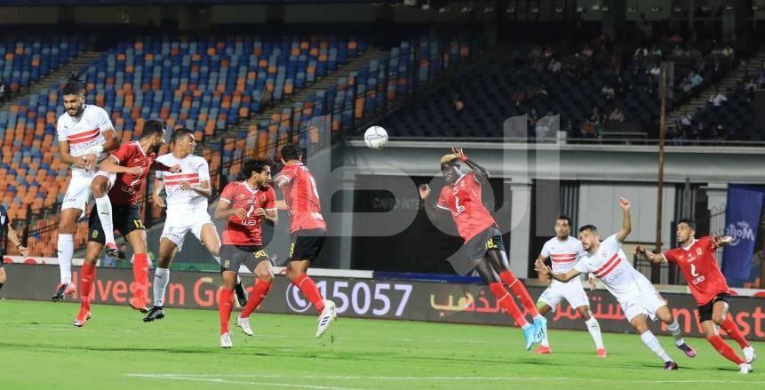 الزمالك يستنجد بالوزير بسبب مباراة القمة ويرفض الحكام المصريين