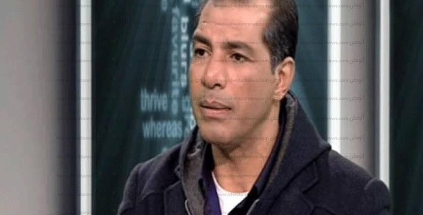 علاء ميهوب يطالب لاعب المقاولون بعدم التوقيع للزمالك